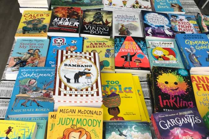 Books-donated-by-Surrey-Quays