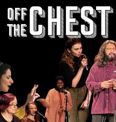 Canada Water Theatre presents Off The Chest
