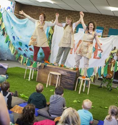 Canada Water Theatre presents Smile