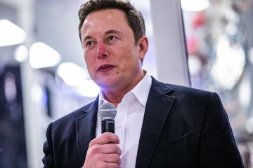 Elon Musk Makes Weed Joke After Tesla Stock Jumps