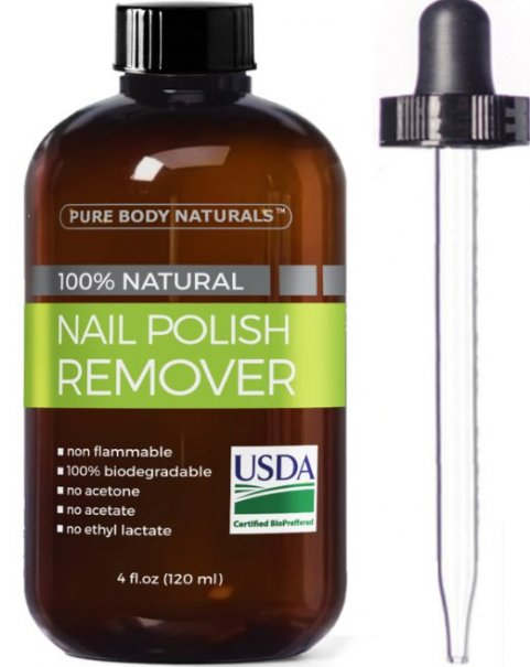 A Non Toxic Vegan Based Is Not Only Acetone Free But Does Contain Toxins Chemicals Dyes Or Other Harmful Ingrents In The Polish Remover