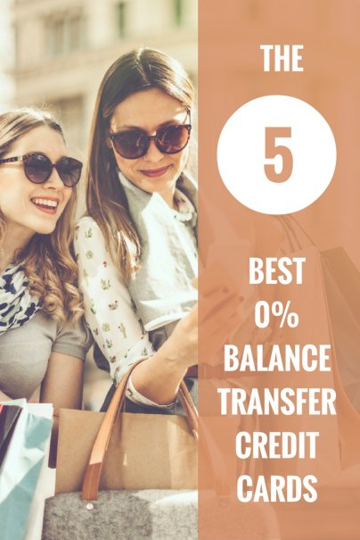 Balance transfer credit card deals