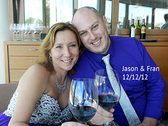 Fran & Jason