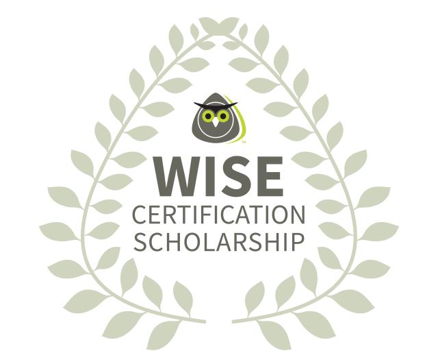 Repair Q WISE Scholarship Program Winner-Badge