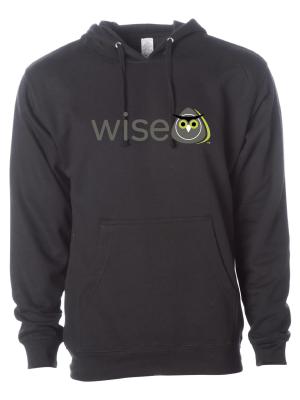 WISE Certification Black Hoodie