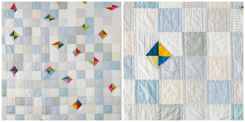 Cocktails on the beach quilt by Wise Craft Handmade
