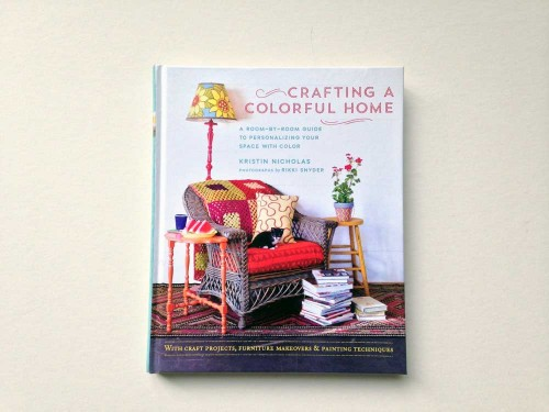 Crafting a Colorful Home- Wise Craft Handmade