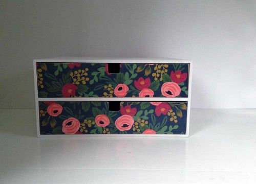 Storage boxes by Wise Craft Handmade