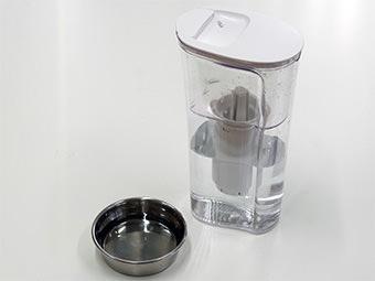 浄水器で美味しいお水