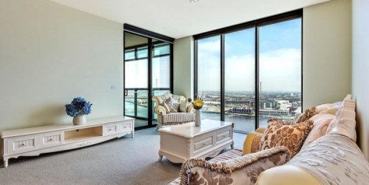 Convesso – 183/8 Waterside Place, Docklands