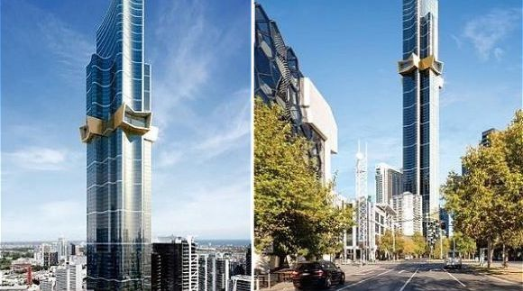 Australia 108: 100-storey Southbank skyscraper approved by Victorian Government