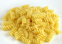 200 Calories of Cooked Pasta