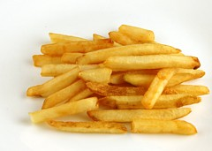 200 Calories of Jack in the Box French Fries
