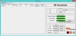 Sw interfaccia scanner