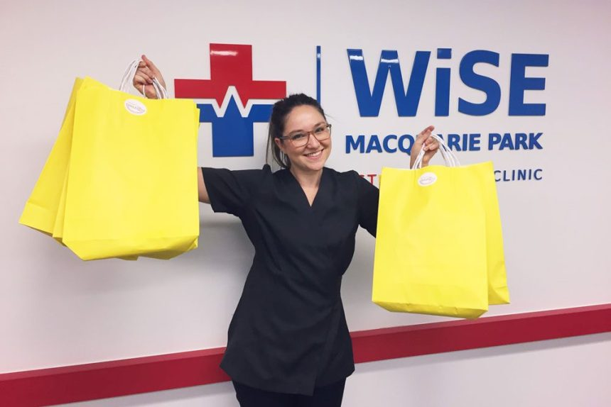 Smiles2U Donates to WiSE Medical