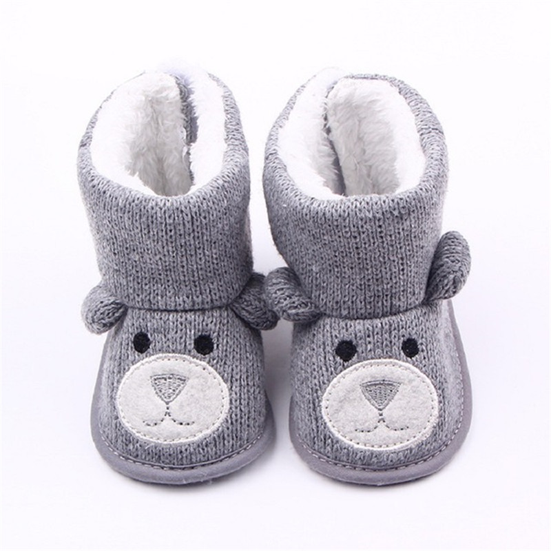 Baby's Warm Soft High Cotton Shoes With Perfect Choice | Wise Outlets |