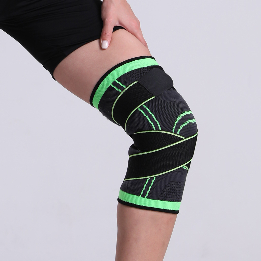 Men's Elastic Knee Pads far your ultimate relief immediately |Wise Outlets|
