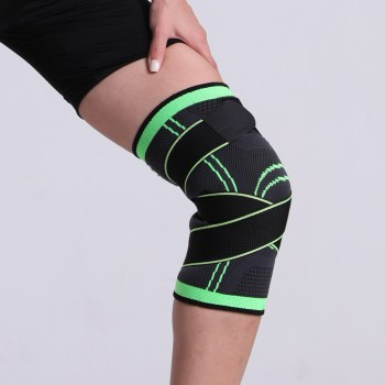 Men's Elastic Knee Pads far your ultimate relief immediately  Wise Outlets 
