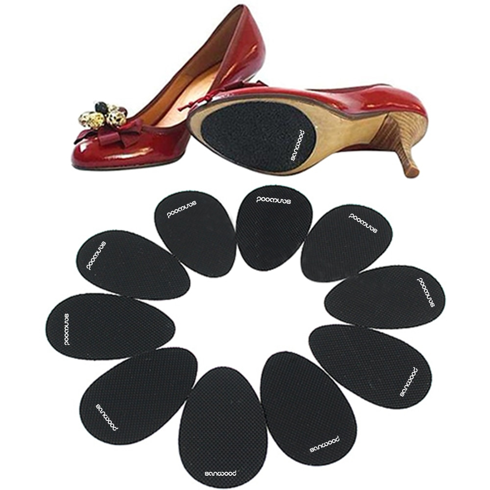 Anti-Slip Shoe Grips 5 Pairs Set   Fulfilling every need of you  Wise Outlets 