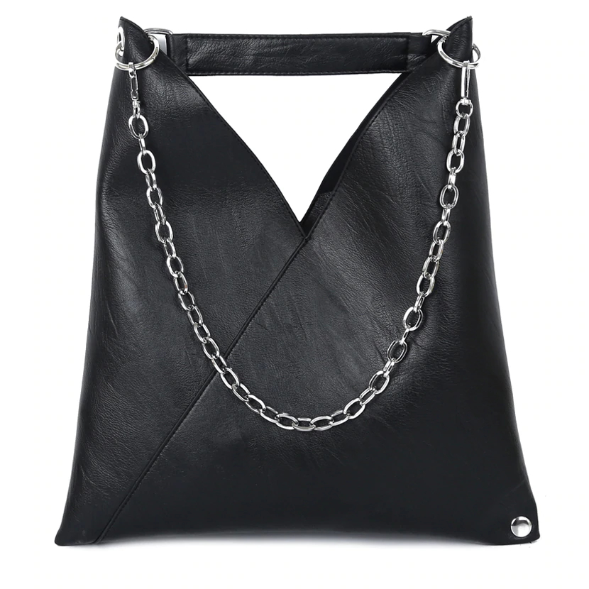 Leather Women's Handbag with Large Capacity | On Wise Outlets Only |