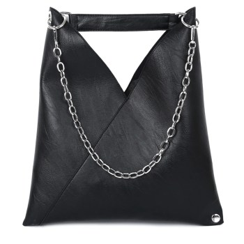 Leather Women's Handbag with Large Capacity   On Wise Outlets Only  