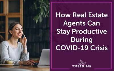 How Real Estate Agents Can Stay Productive During Coronavirus Crisis