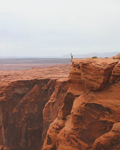 Travel on a budget - Horseshoe Bend AZ