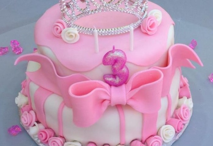 Order Princess Cake Online Princess Cake Delivery From Wish A Flower