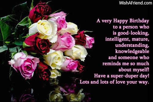 Happy My I Wish Quotes Birthday Funny Self