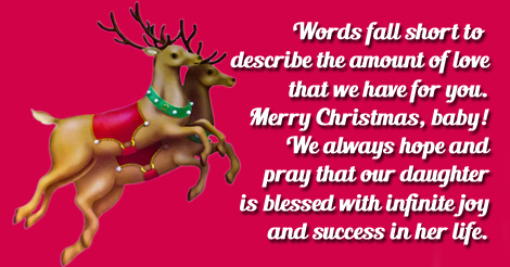 Words Fall Short To Describe The Christmas Message For