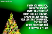 Christmas Message Kids – Merry Christmas And Happy New Year 2018
