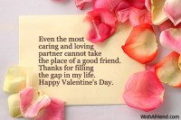valentines day msgs for friends