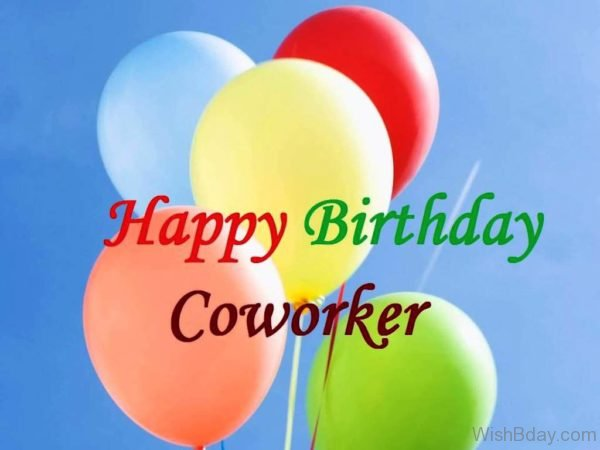 29 Colleague Birthday Wishes