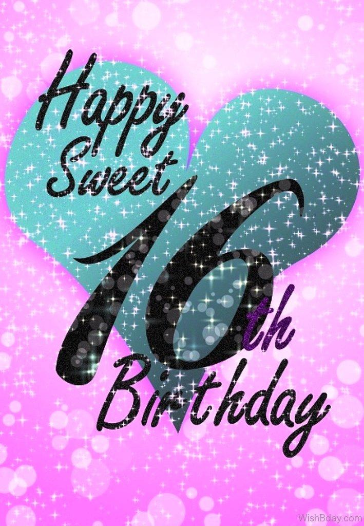 14 16th Birthday Wishes