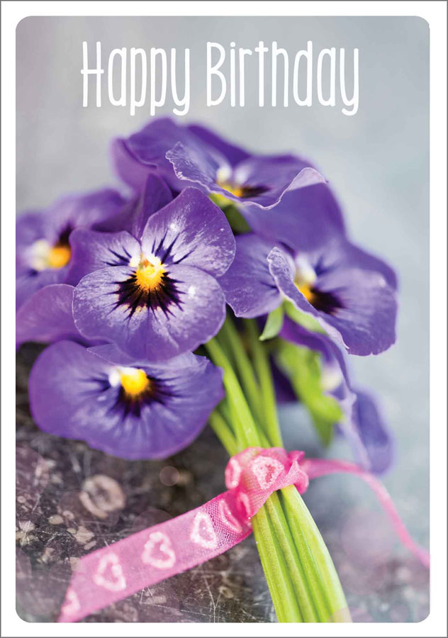 Birthday Wishes With Flowers Page 46