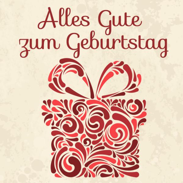 German Birthday E Cards