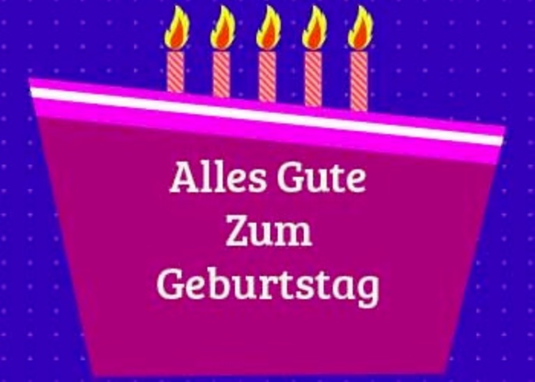 Birthday Wishes In German Page 14