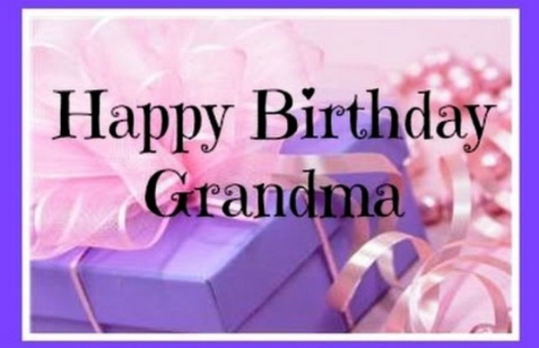 Birthday Wishes For Grandma Page 4