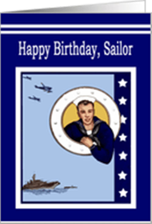 Birthday Wishes For Sailor Page 2