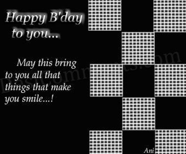 Birthday Blessings Page 7