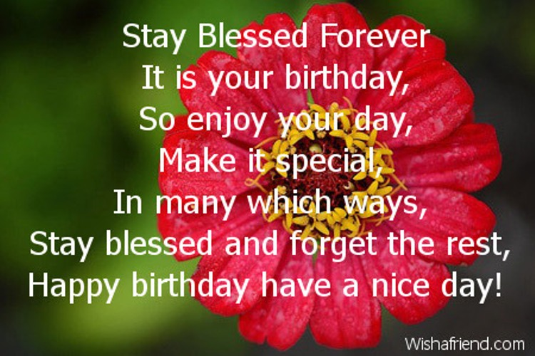 Birthday Blessings Page 16