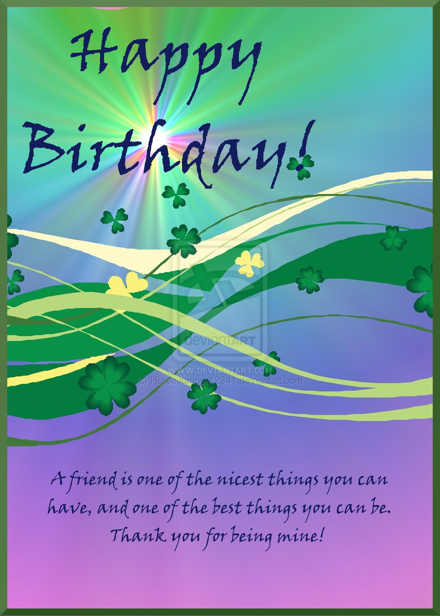 Birthday Wishes For Friend Page 4