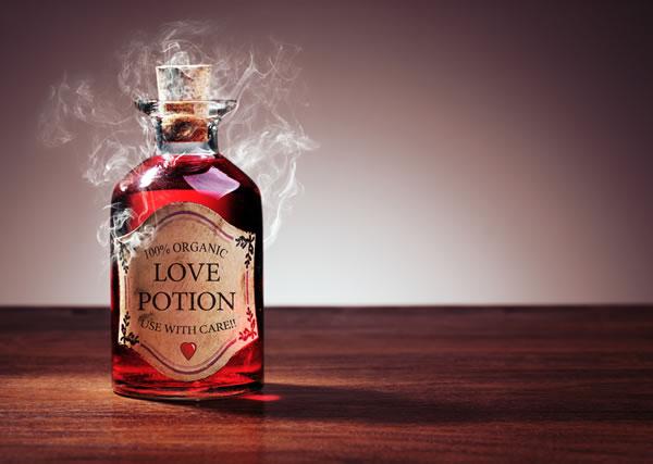 Using Magical Potions - Wishbonix