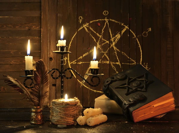Learning Witchcraft