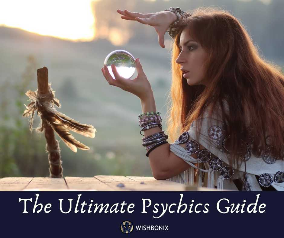 Ultimate Psychic Guide