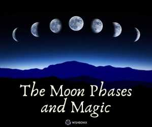 Moon Phases and Magic
