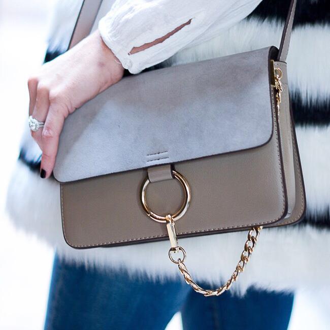 Chloe Faye look for less, Yesstyle Secret Garden bag