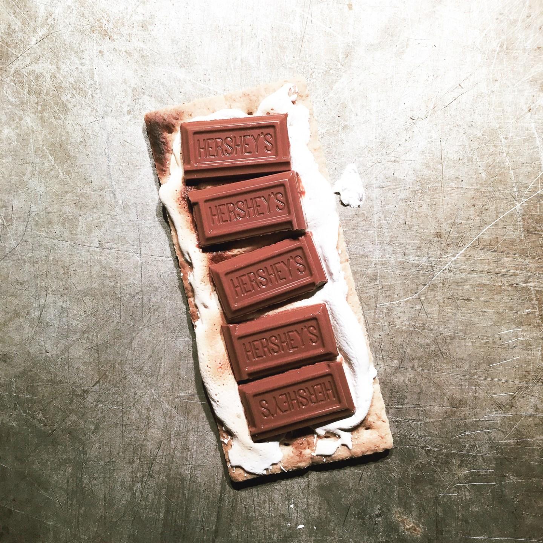 instagram-homemade-hersheys-chocolate-smore-candy-bar