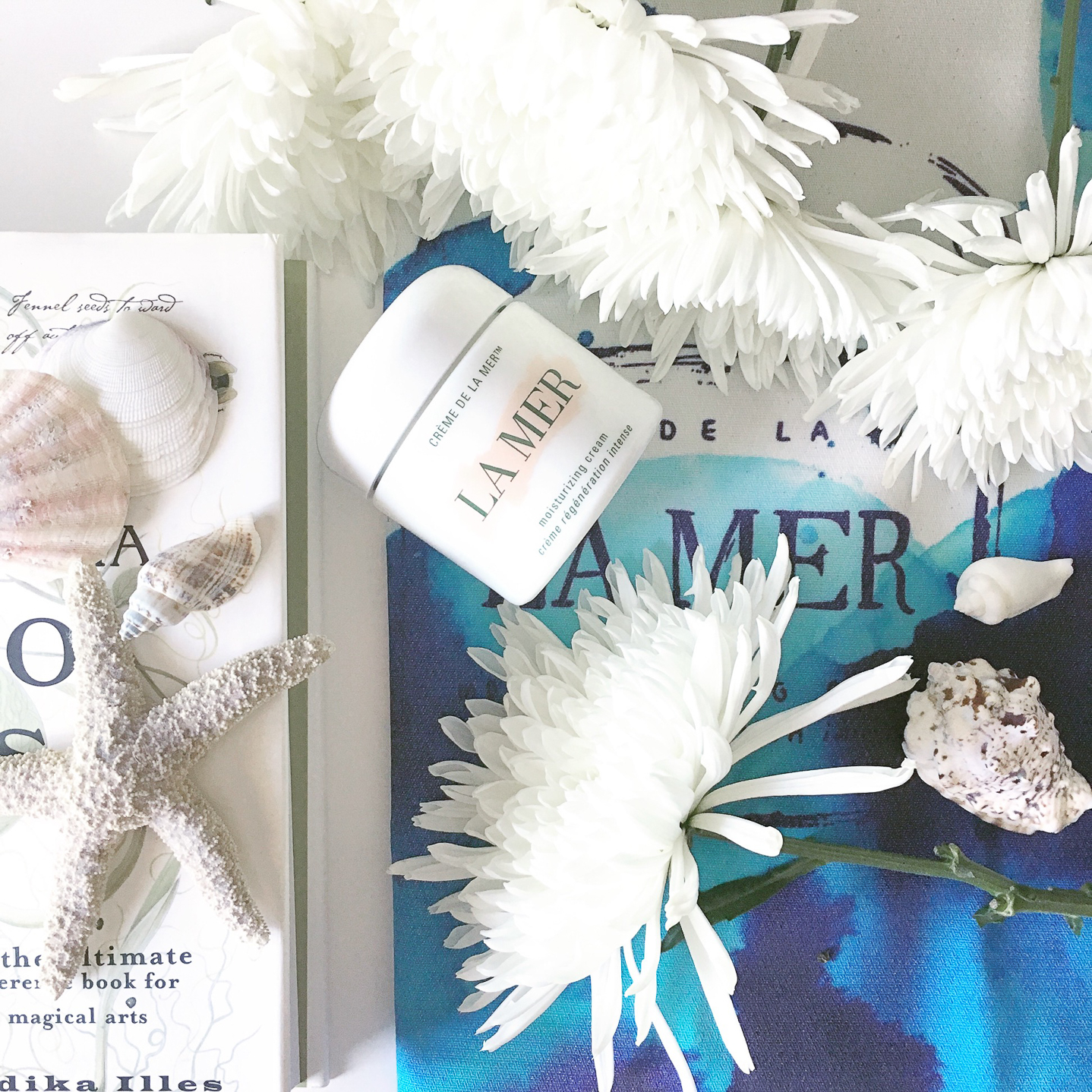 my favorite outfits for summer, Instagram, life lately, la mer moisturizing creme, world oceans day