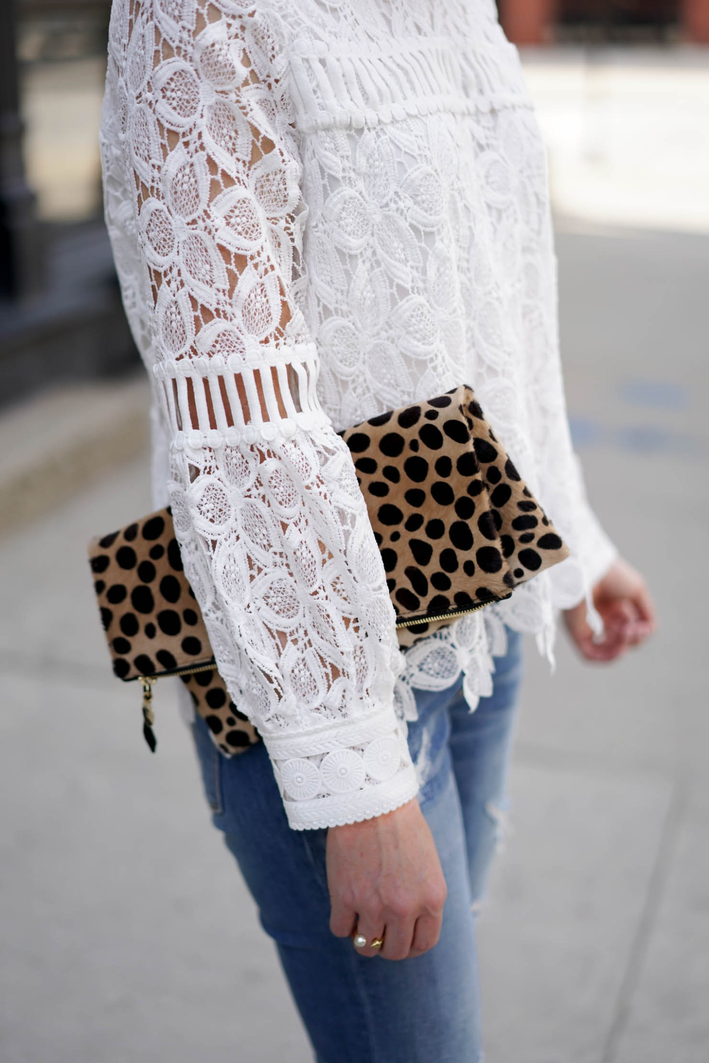 the most versatile lace top, the row coco mule dupe, my favorite fall outfit, how to dress down a lace blouse, the row coco mules for less